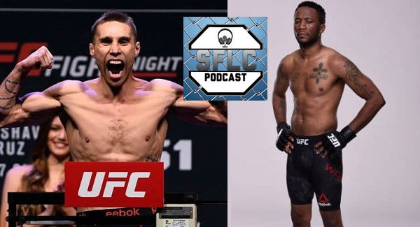Kyle Bochniak talks UFC 223, Terrion Ware discusses loss in London