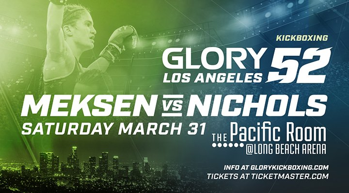 ANISSA MEKSEN VS ASHLEY NICHOLS AT GLORY 52
