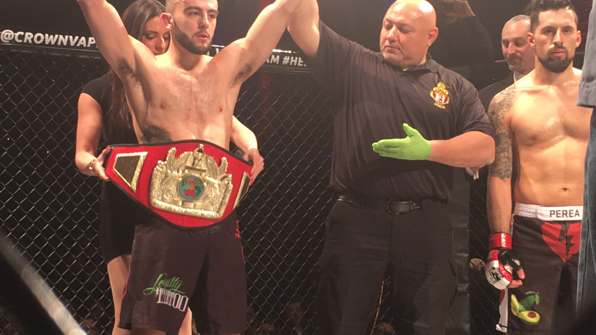 New York State Amateur MMA Featherweight Rankings - Updated - March 9, 2018