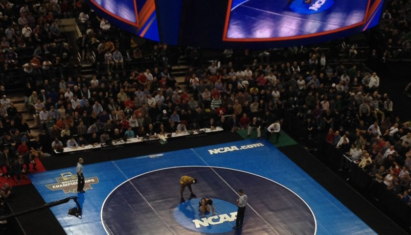 NCAA Wrestling: Team Scores, Day One Results, Quarterfinal Matches