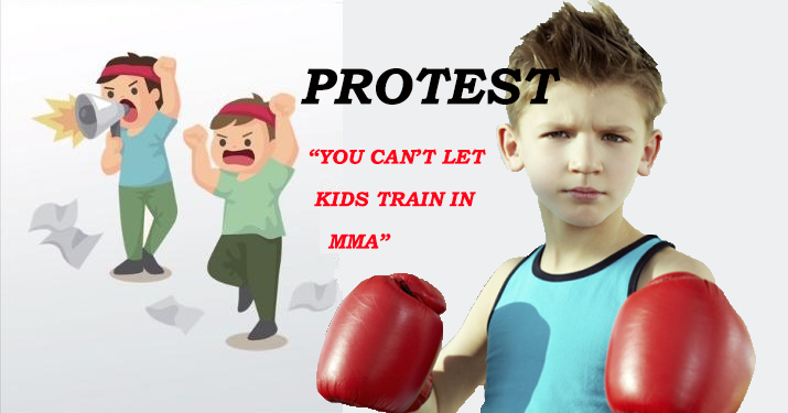 Let's talk about small town politics – Who should control youth participation in MMA?