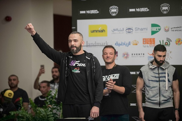 Welterweight star Tahar Hadbi re-signs with Brave Combat Federation