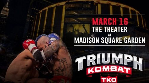 Triumph Kombat 4 Official PPV Live Stream