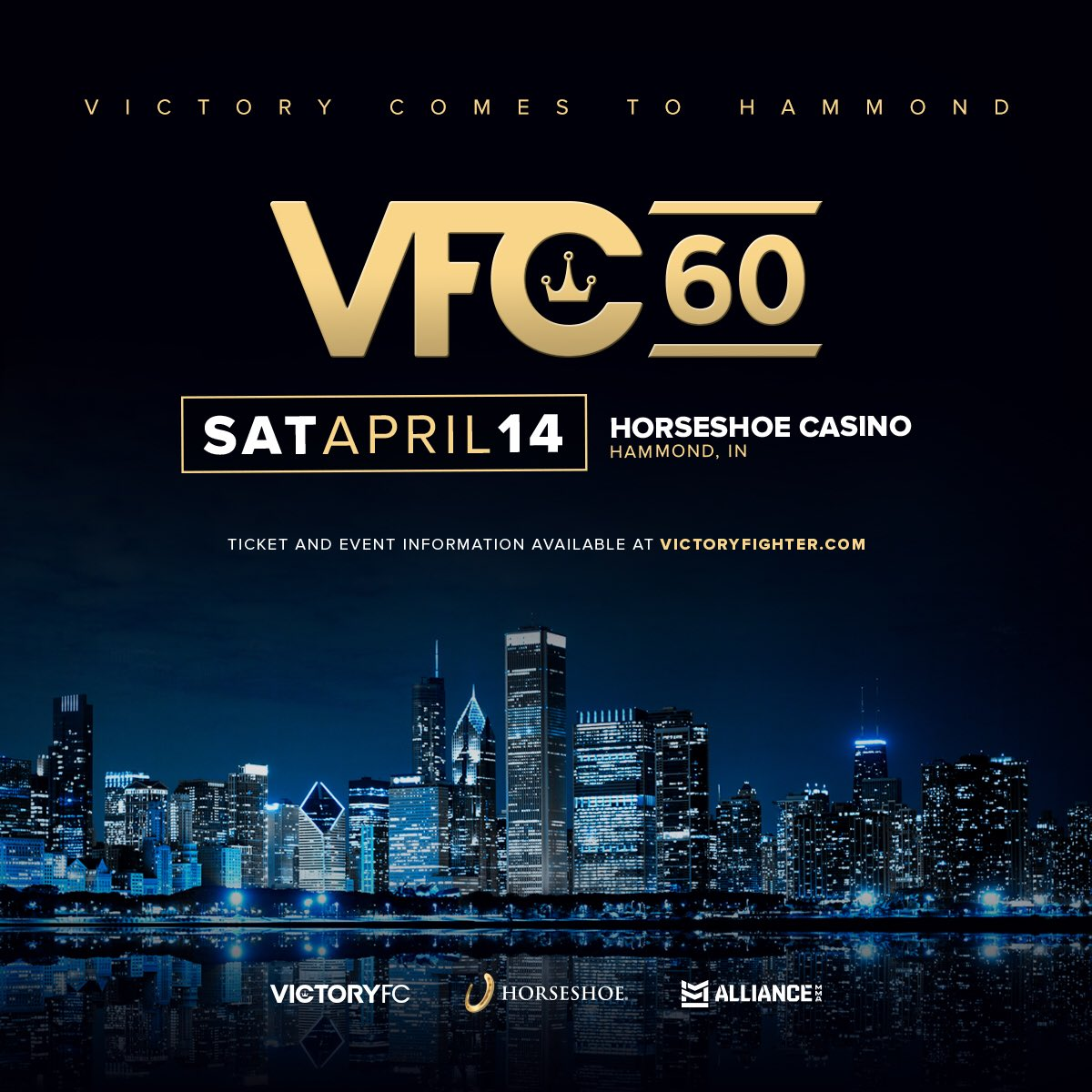 Victory Fighting Championship returns to UFC FIGHT PASS with VFC 60