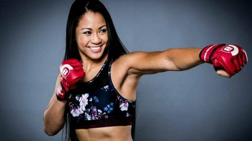 Ana Julaton retires from combat sports