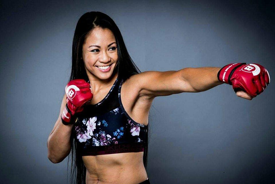Ana Julaton retires from combat sports