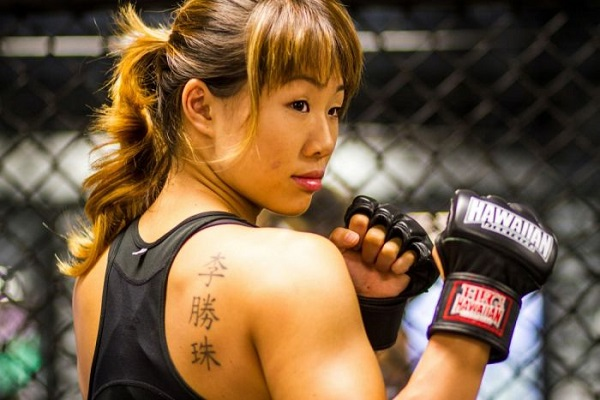 Angela Lee wants to be first dual-division women's champion in One Championship