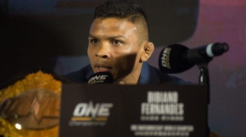 Bibiano Fernandes and Martin Nguyen quotes ahead of ONE: Iron Will in Bangkok