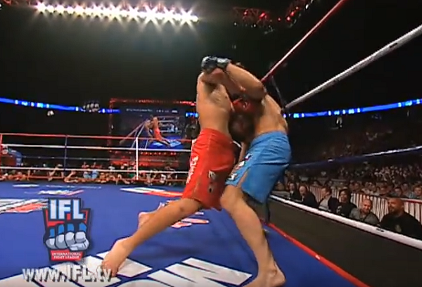 Most Brutal Guillotine Choke Of All Time? You Be The Judge