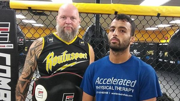 Askar Askar looking to spoil CFFC champ Ricky Bandejas's UFC Atlantic City dreams