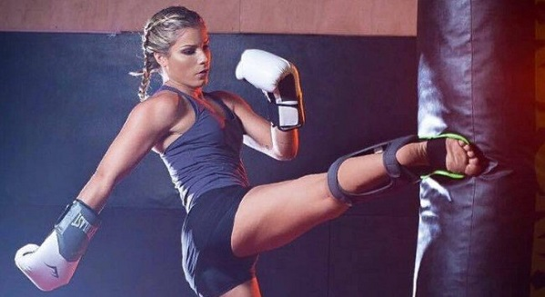 After Brave 11 debut, judo phenom Luana Pinheiro wants to fight in the Middle East