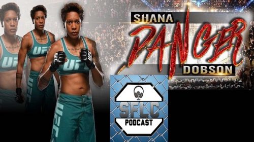 Shana Dobson talks UFC on FOX 28 fight with Lauren Mueller – SFLC Podcast