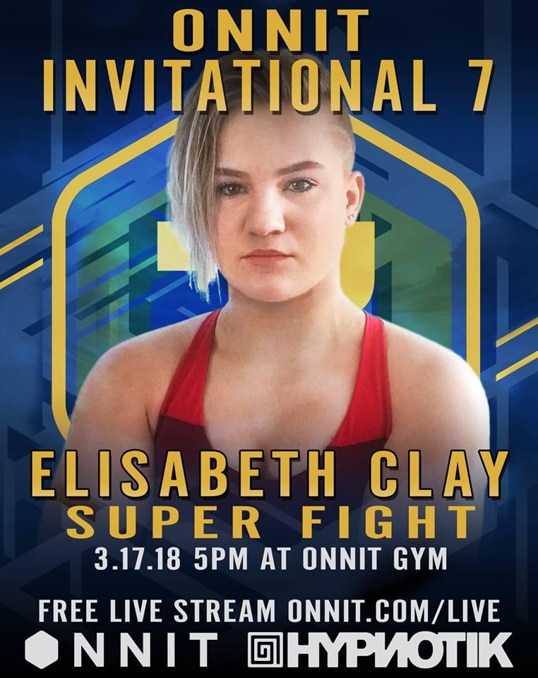 Onnit Invitational 7, Elisabeth Clay