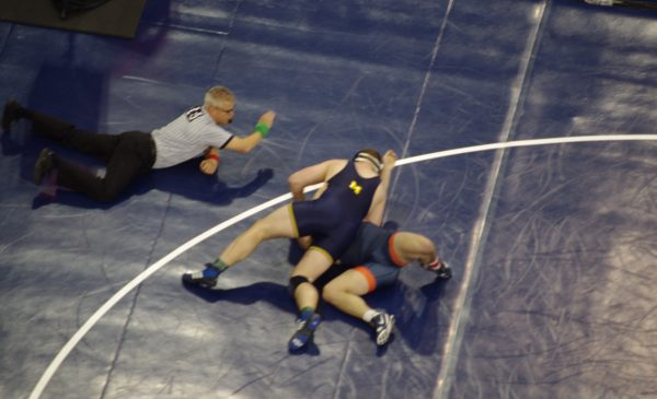 NCAA Wrestling Session 1: Tech Falls, Falls, and Upsets - Bracket Updates - Snyder vs. Coon?