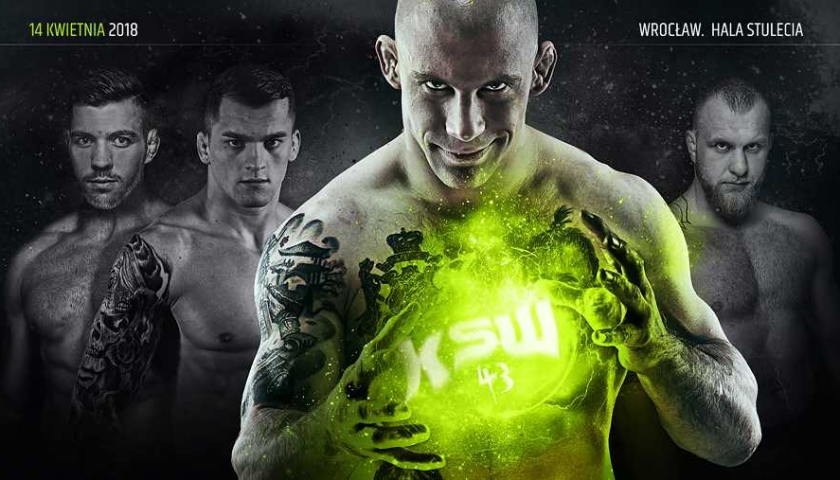 Final Two Fights Added to KSW 43 in Poland