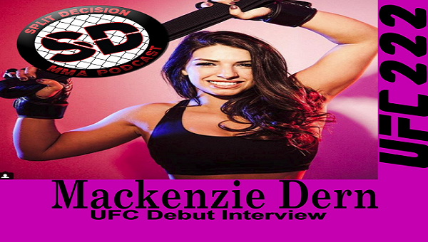 Mackenzie Dern talks UFC debut, decision to compete at 115 pounds