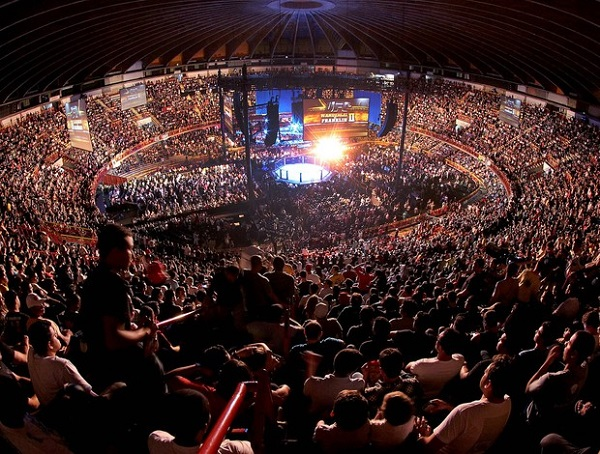 Brave CF to be hosted in the biggest indoor sporting arena in Brazil