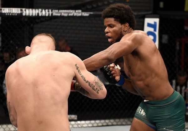 Kennedy Nzechukwu signs with Brave Combat Federation