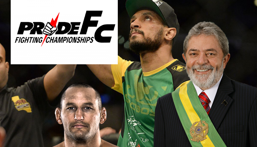 Roan Carneiro Q&A: Dream Fight with Dan Henderson, PRIDE Memories and Fighting Presidents