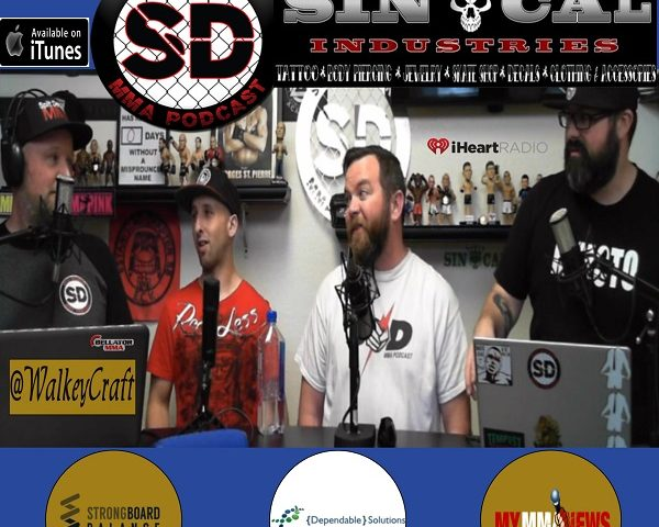 Split Decision MMA Podcast – MMA porn event announced