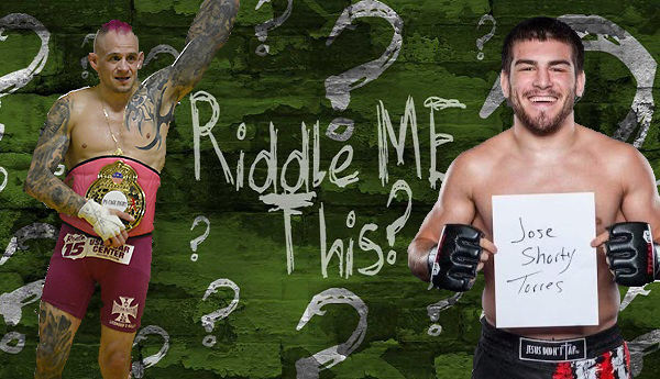 Riddle Me This: Why Aren't The Shorties In The UFC?