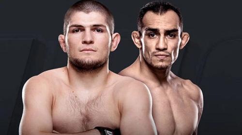 Let's Get Ready To Rumble: Ferguson vs. Khabib for UFC 223