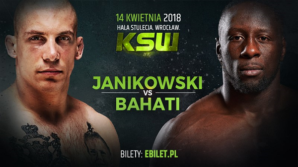 Olympic Medalist Damian Janikowski has opponent for KSW 43 Main Event