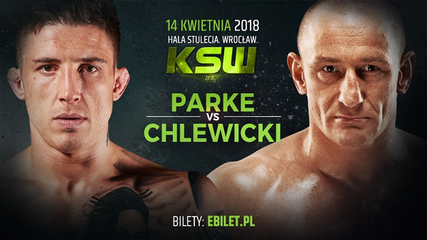 Norman Parke faces Polish veteran Lukasz Chlewicki at KSW 43