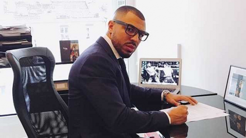 Karl Amoussou signs for Brave, calls out Tahar Hadbi