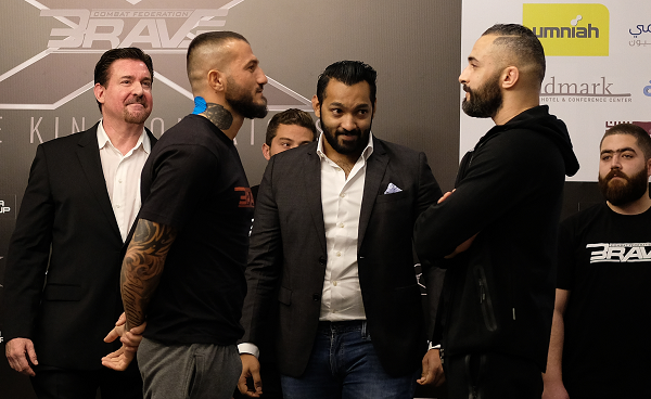 Mohammad Fakhreddine clears weigh-ins and emerges fan favorite in Jordan