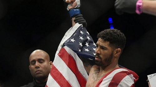 Max Griffin Talks UFC Orlando Victory, Being a Full-time Fighter and a Hired Assassin