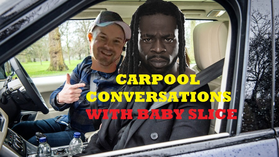 Carpool Conversations with Baby Slice