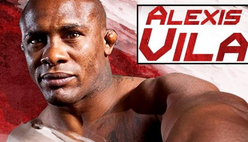 MMA fighter, Olympic medalist, Alexis Vila arrested on second-degree murder charge