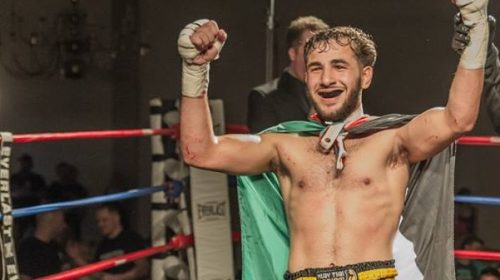 Ahmad Ibrahim achieves redemption against Mateo Maldonado at Friday Night Fights
