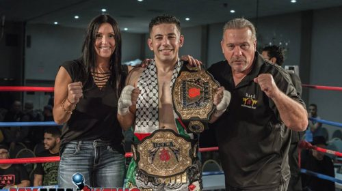 USKA and WKA unified world title up for grabs in main event at Philly Fight Night 3