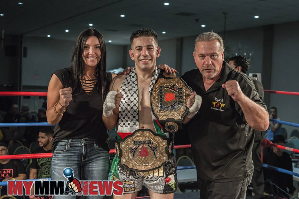 USKA Fights, USKA and WKA unified world title up for grabs in main event at Philly Fight Night 3