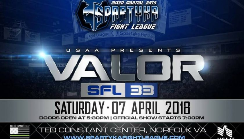 Spartyka Fight League 33 – Will Thorley vs Imani Smith