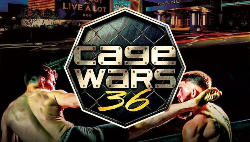 Cage Wars 36 – Official PPV Live Stream