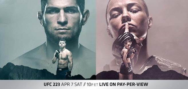 UFC 223 Results – Iaquinta vs. Nurmagomedov, Namajunas vs Jedrzejczyk