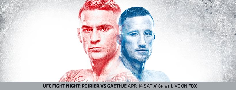 UFC on FOX 29 Results - Dustin Poirier vs Justin Gaethje