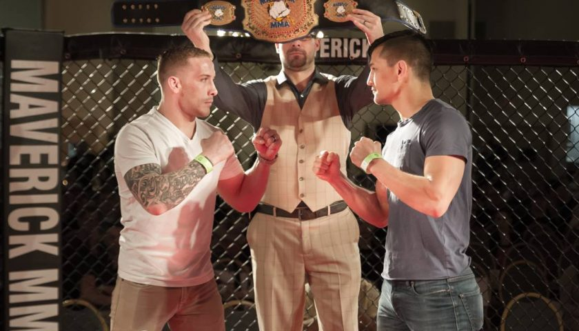 OPINION:  Winner of Maverick MMA 7 headliner could earn DWTNCS spot