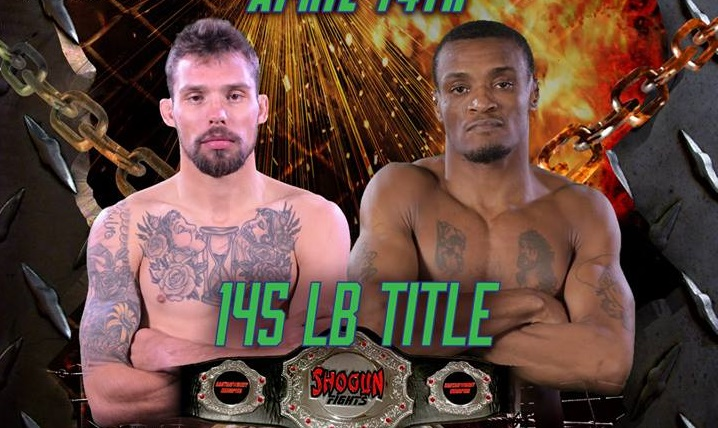 Shogun Fights 18 results - Lutz wins title, Fischer retains