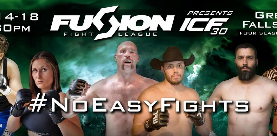 ICF 30 Live Stream – Fusion Fight League event on FITE TV pay-per-view
