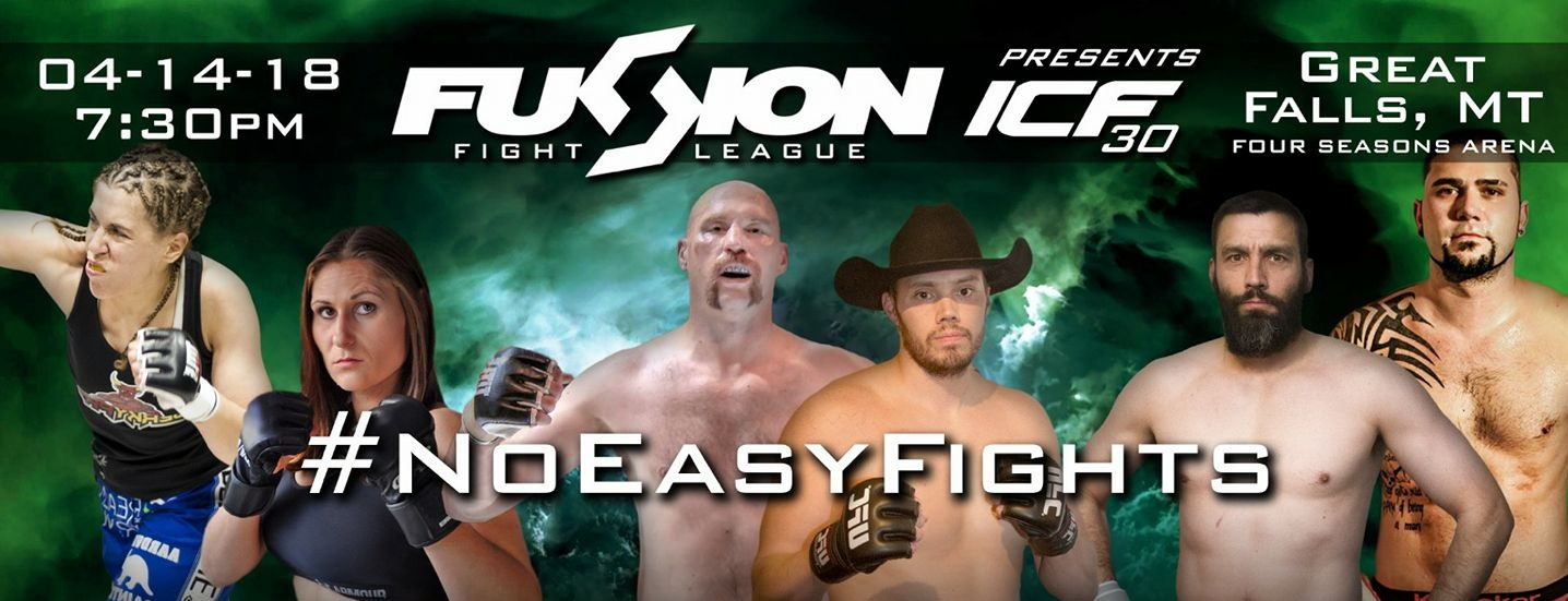 ICF 30 Live Stream - Fusion Fight League event on FITE TV pay-per-view