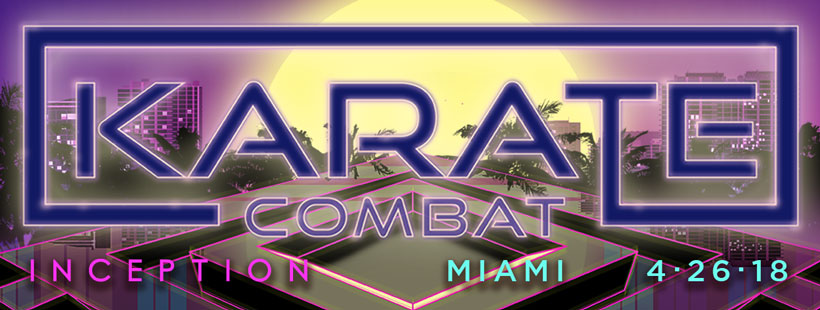 Karate Combat: Inception Official Free Live Stream