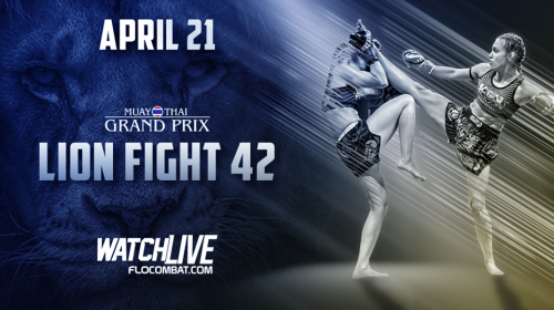 Lion Fight 42 Results – Antonina Shevchenko retains title