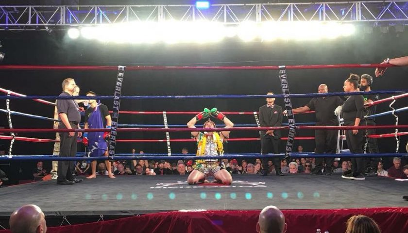 USKA Fight Night Philly 3 recap…Lisa Edinger continues to dominate, Rami Ibrahim goes out in style with double title