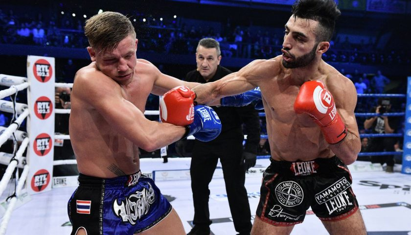 Giorgio Petrosyan: Kickboxing's Michael Jordan looks to live up to hype in ONE Super Series debut