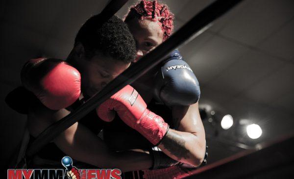 Jamie Driver, USKA Fights