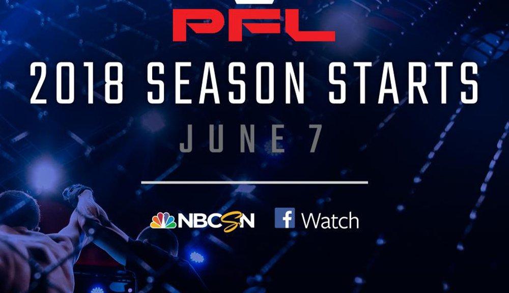 Professional Fighters League announces format/roster/schedule